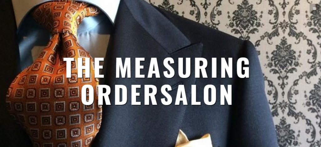 富山県オーダースーツTHE MEASURING ORDERSALON