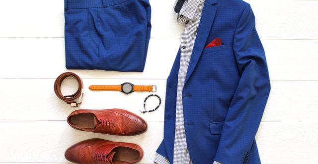スーツに似合うアクセサリー5選